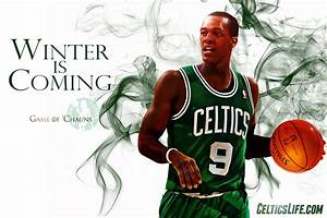 Wallpaper Wednesday: Game of 'Chauns Jeff Green and Rajon ...