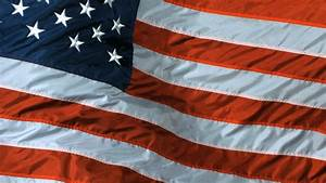 Free Slow Motion Footage  American Flag