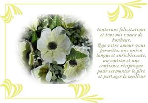 message voeux mariage texte voeux mariage