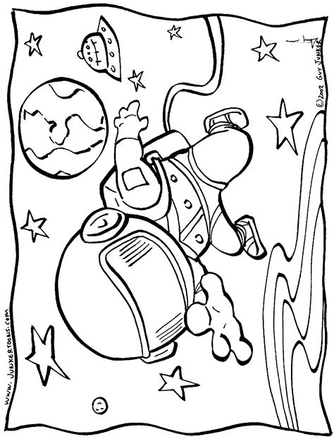space coloring page space coloring page  oil