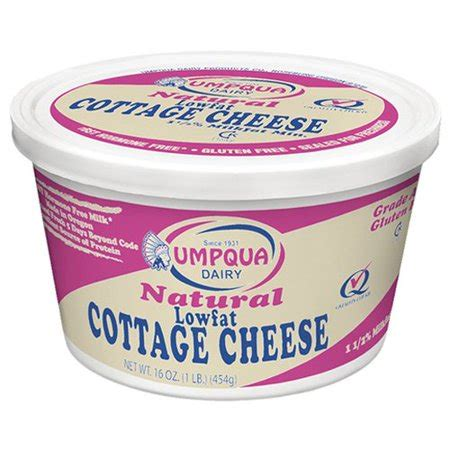 lactose in cottage cheese umpqua dairy low cottage cheese 16 oz