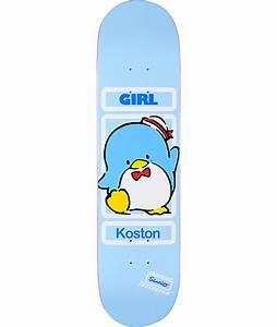 Hello Kitty Decke : girl x sanrio koston hello kitty 8 0 skateboard deck zumiez ~ Sanjose-hotels-ca.com Haus und Dekorationen