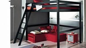 Lit Bois Massif Ikea : lit mezzanine ikea tromso clasf ~ Teatrodelosmanantiales.com Idées de Décoration