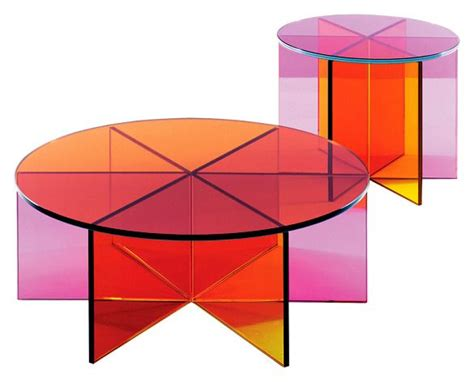 colored glass table ls 17 best images about colored glass on pinterest glass