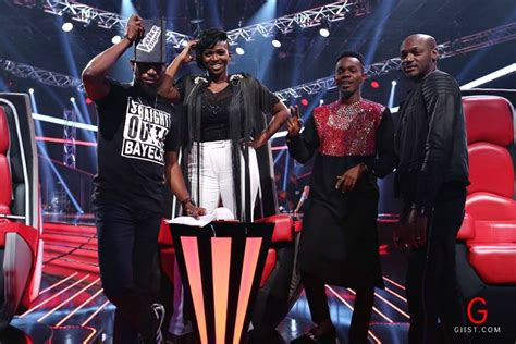 The voice nigeria is screened on africa magic, channel 151 on dstv, from for updates on social media, follow us on: Watch Some of the BEST Performances from the Season Finale of The Voice Nigeria - GIIST