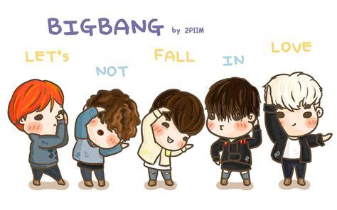 Big Bang Made Wallpaper Big Bang Kpop Cartoon Www Imgkid Com The Image Kid Has It