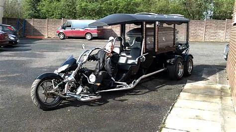 boom trike hearse