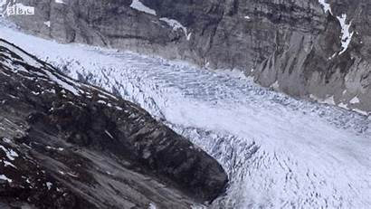 Flow Lapse Ice Glaciers Glacier Glacial Ground