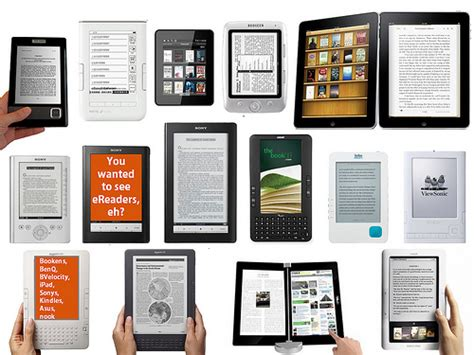 "The History Of Ebooks From 1930's ""readies"" To Today's Gpo"