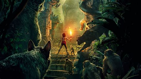 jungle book  wallpapers hd wallpapers id