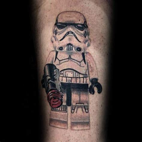 lego tattoo designs  men toy building block ink ideas