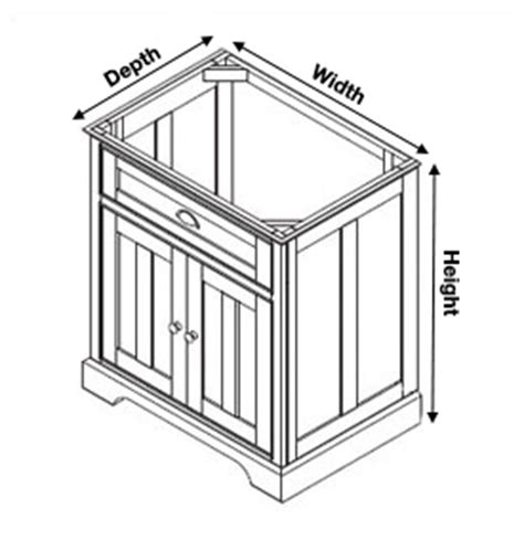 narrow kitchen sinks single sink bathroom vanities page 7 1041