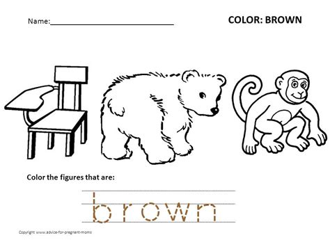 Preschool Color Worksheets Recognition Worksheets For All  Download And Share Worksheets Free