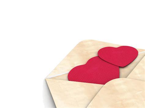 powerpoint templates cartas valentine love letter powerpoint templates love orange