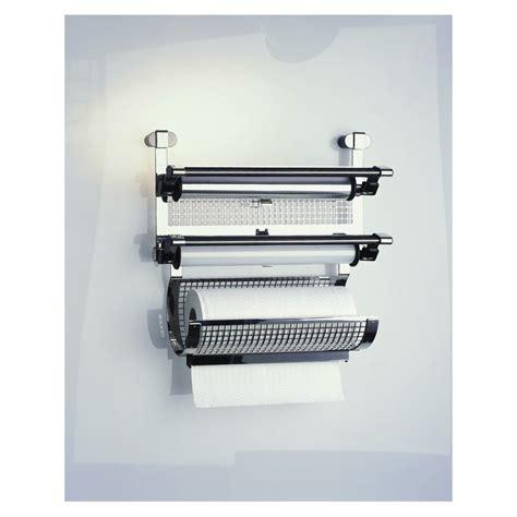 derouleur papier cuisine dérouleur rösle combinaison du dérouleur