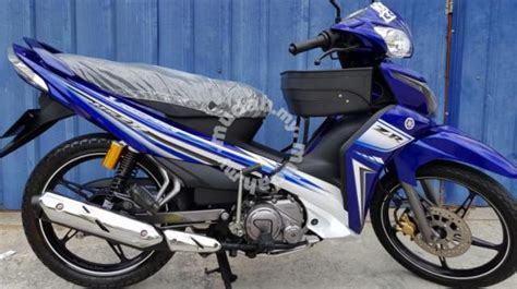 yamaha lagenda 115 zr limited low mileage 1pakcik motorcycles for sale in others kuala lumpur