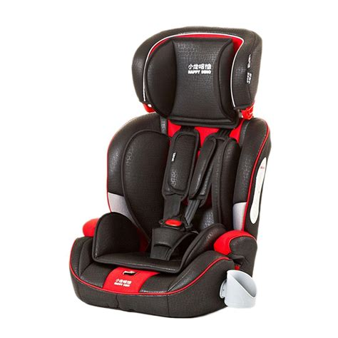 safety siege auto 3 colors child safety seat baby car seat isofix interface