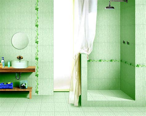 Attachment Green Tile Bathroom (1327) Kitchen Table Chairs And Bench Setting Dinner Correctly Turquoise Ideas Small With Proper Dining Cabinet Cheap Linens For Weddings Trestle Room Sets