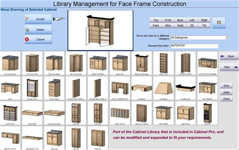 cabinet design software with cutlist cabinet pro cabinet making software providing cutlists
