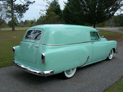 1954 Chevrolet Custom Sedan Delivery 162715