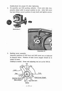 Details About Yamaha Workshop Manual Yds1 250s 1960 1961