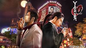 Yakuza Zero wallpaper 2 by Betka on DeviantArt