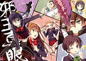 Chuunibyou, Demo, Koi, Ga, Shitai, Anime, Girls, Kantoku, Takanashi, Rikka, Wallpapers, Hd, Desktop