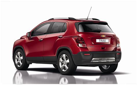 Trax Wallpaper by Chevrolet Trax 2014 Widescreen Car Wallpapers 02