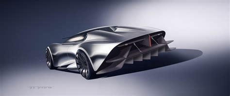 Designer david obendorfer has already shown more ideas and the latest in this series is the disappearing down the rabbit hole—and into the driver's seat—of a rare machine that all but created the seventies supercar. Mercedes Hybrid Supercar Concept looks outlandish to say the least - Drivers Magazine