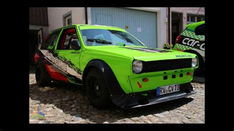 Vw Polo 86c Tuning Story