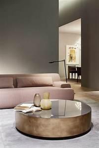 Canapé Rose Pale : on met l 39 accent sur la couleur de peinture pour salon ~ Teatrodelosmanantiales.com Idées de Décoration