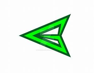 Green Arrow Logo by TomStrong28 on DeviantArt