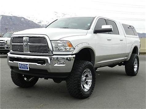 Buy used DODGE RAM MEGA CAB LARAMIE 4X4 CUMMINS DIESEL