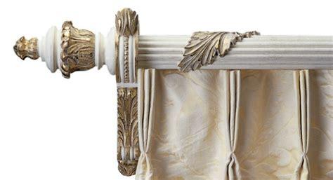 wooden drapery rods and brackets потолочные металлические карнизы для штор