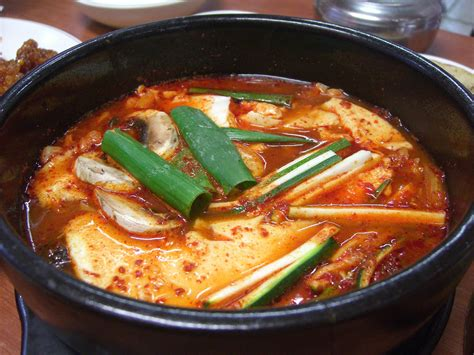soft tofu recipes korean soondubu jjigae soft tofu stew recipe dishmaps