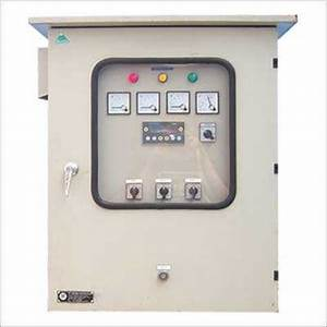 Panel Pompa Dengan Inverter  Variable Speed Pumping