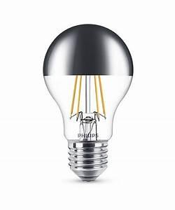Led Leuchtmittel E27 Für Außenbereich : leuchtmittel led 5 5w filament kopfverspiegelt 620lm e27 philips ~ Watch28wear.com Haus und Dekorationen