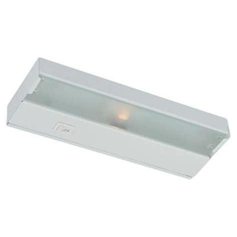xenon cabinet lighting lighting 18 in xenon matte white cabinet