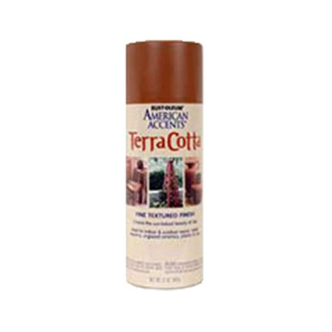 terracotta color spray paint american accents decorative finishes terra cotta spray paint product page