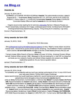da form 638 apr 2006 fillable army da form 638 pdf fillable templates fillable