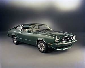 Second Generation - Mustang Gallery