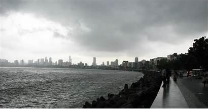 Mumbai Rains Monsoon Rainy Weather Maharashtra Thunderstorm