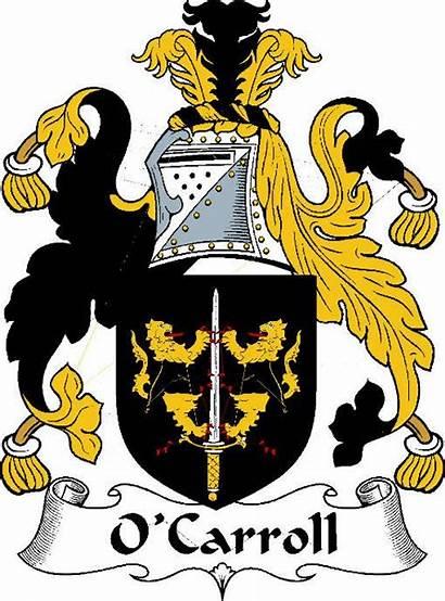 Carroll Crest Arms Coat Shield
