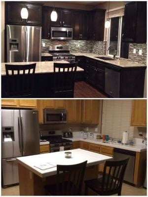 wood kitchen cabinets cabinets with brown glaze accents the 3459
