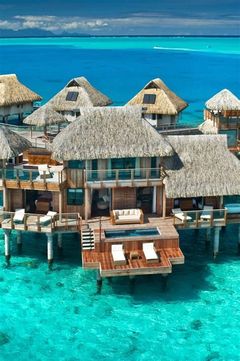 25+ Best Ideas About Overwater Bungalows On Pinterest