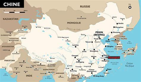 Shanghai Carte Du Monde info shanghai carte du monde