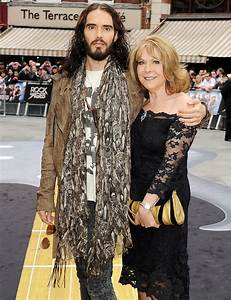 Russell Brand Says His Mom Is 'Doing Amazing' After Car ...  Russell