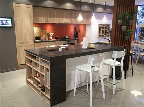 ilot cuisine bois ilot central maison du monde maison design bahbe com