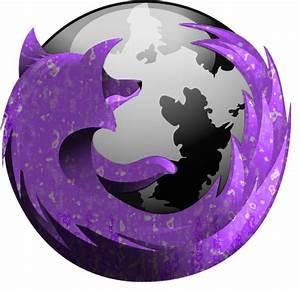 Purple Firefox - RocketDock.com