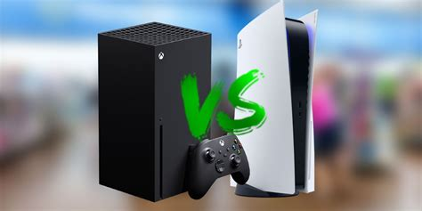 Ps5 Vs Xbox Series X Which Is Better Screen Rant